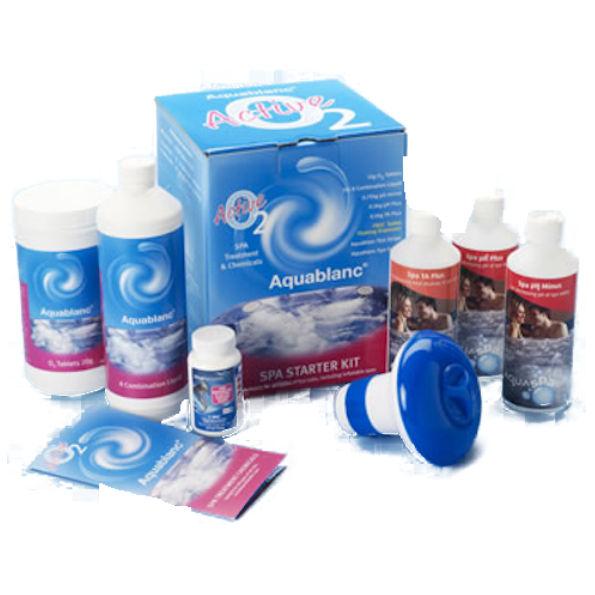 Aquablanc starter kit