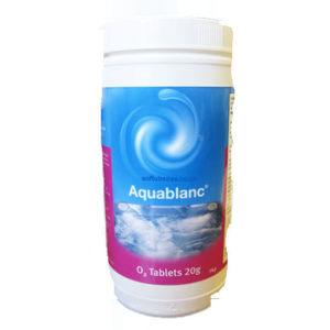 Aquablanc tablets 1kg