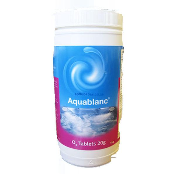Aquablanc tablets 1kg