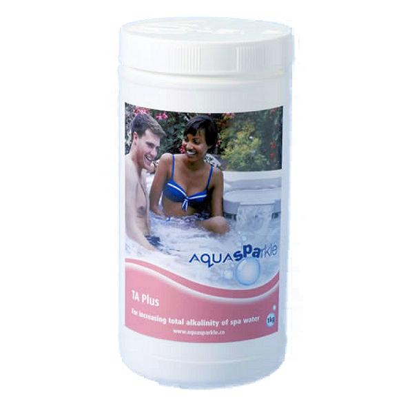 AquaSparkle TA Plus, for increasing total alkalinity of spa water