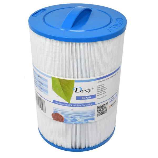 Darlly: Replacement Spa Filter Cartridge SC736